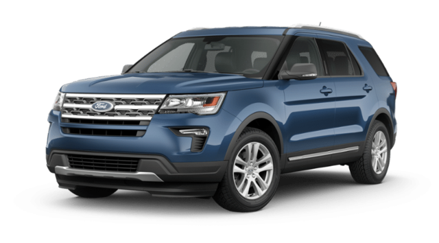 New 2019 Ford Explorer XLT SUV Phoenixville